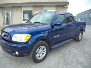 2005 Toyota Tundra Limited US VEHICLE IN 162000 MILES LEATHER