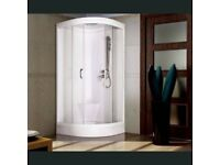 All in one shower pod hydra cabin enclosures