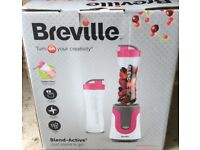 BREVILLE Blend -Active just Blend & go never been out of the box unwanted gift