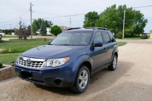 2011 Subaru Forester 2.5X SUV  -  SAFETIED