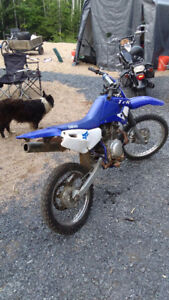 2004 ttr 125 Yamaha for trade