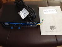 NJD Sound Chaser - SC4000e - Brand New in Box Never used