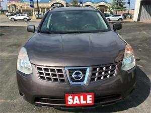 2008 Nissan Rogue SL AWD! Heated Seats! Sunroof! Clean Title!