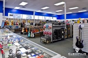 Cashopolis Buys your Used Gear! Cash instantly!