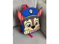Paw patrol Chase back pack