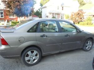 2005 Ford Focus SES - ZX4