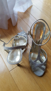 le chateau heels worn to one event (Size 10)