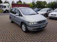 Vauxhall/Opel Zafira 1.8i 16v 2002MY Elegance