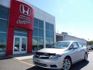 2012 Honda Civic EX-L  *** À partir de 65.31$ par semaine