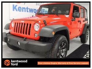 2016 Jeep Wrangler Unlimited Sport Unlimited Trail rated in a fl