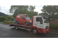 24hr recovery and car collection service nationwide