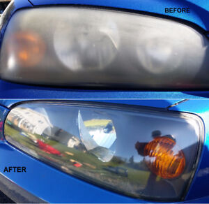 Headlight Restoration 902-717-7177