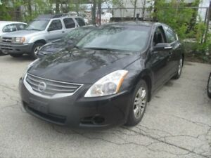 2012 Nissan Altima 2.5 S AUX! CRUISE CONTROL! HEATED SEATS! M...