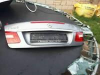 E-class 350 coupe tailgate for sale