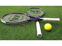 Tennis Partner Needed