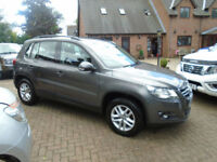 2010 Volkswagen Tiguan 2.0TDI ( 140ps ) 4Motion S