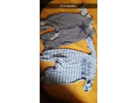 3-6 month boys clothes