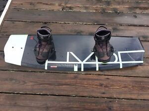 Hyperlite Jr Wakeboard with Ronix Binding for Sale