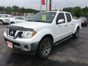 2015 Nissan Frontier SL LEATHER