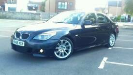 For sale BMW 520D M SPORT 56 PLATE 1 YEAR MOT PX AVAILABLE