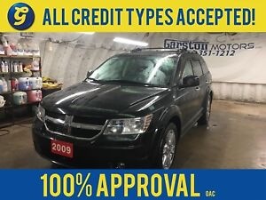 2009 Dodge Journey R/T*7 PASSENGER*NAVIGATION*POWER SUNROOF*BACK