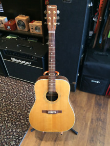 Norman Acoutic Guitar with Bolt-On Neck