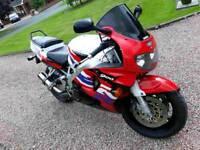 Honda Firebalde RRV 900 1997 39k mileage
