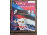 UNTOUCHED LEGACY COMPATIBLE CD/MP3 STEREO