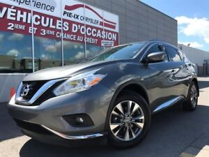 Nissan Murano SV+TOIT+NAVI+MAGS+4X4+BACK UP CAM+WOW! 2016