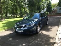 2008 (58) SAAB 9-3 AIRFLOW 1.8 PETROL **LONG MOT TILL 2018 + DRIVES VERY GOOD + GREAT FAMILY CAR**