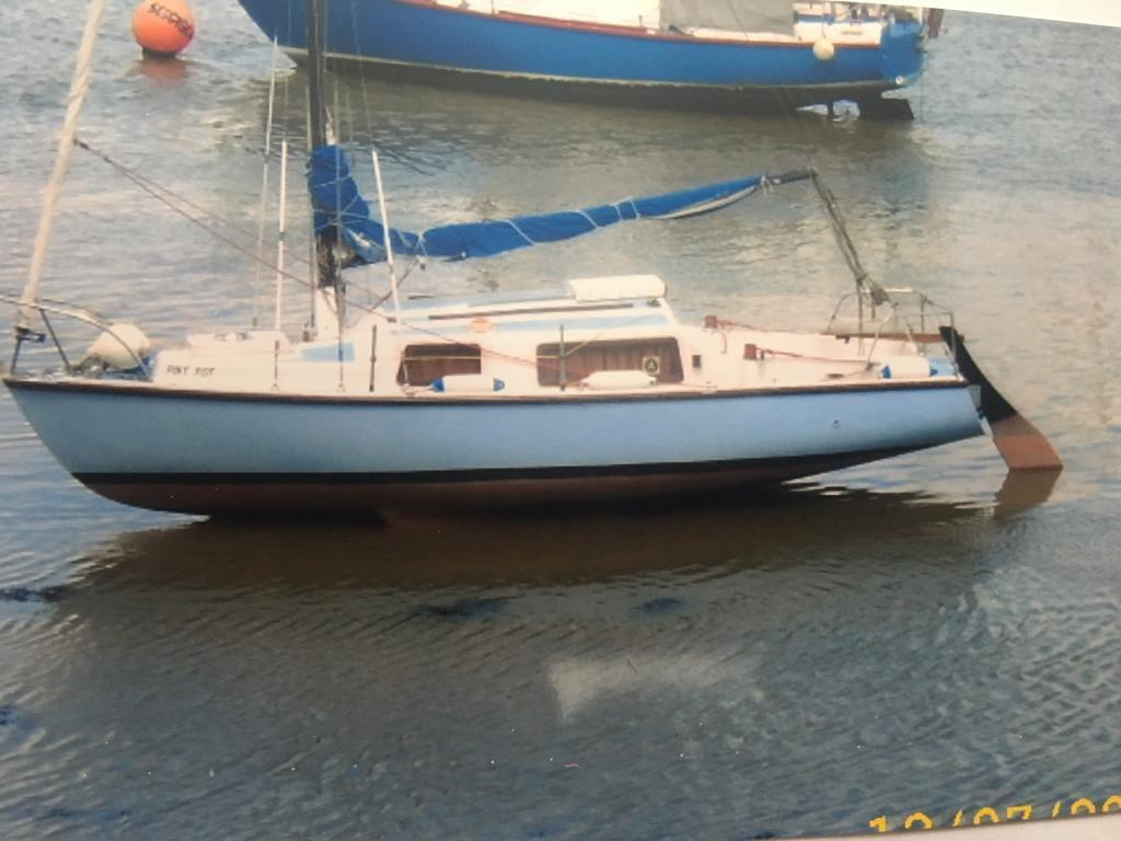 Boat Quot Vivacity 20 Quot In Southend On Sea Essex Gumtree