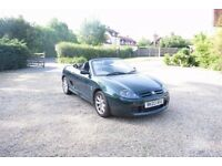 MG TF Convertible 1.6