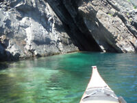 One on one kayaking tours