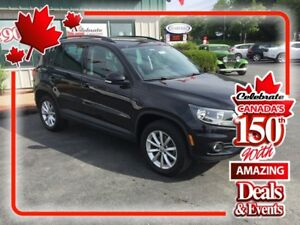 2017 Volkswagen Tiguan Wolfsburg  (SUMMER SALE!) NOW $26,950