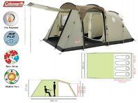 Coleman McKenzie Cabin4 4 Birth Tent