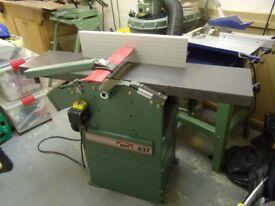 Kity 637 ten inch planer thicknesser