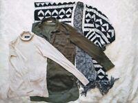 Women's Clothing: Zara | Miss Selfridge | Lipsy London (Size 8-12)