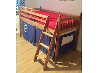 Cabin bed / mid sleeper
