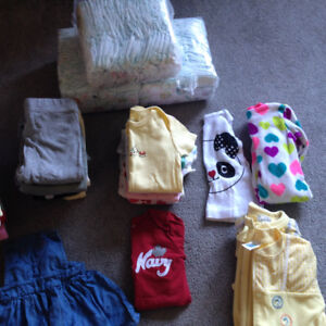 3-6 month baby clothing