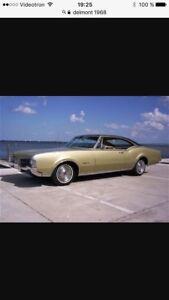 Oldsmobile 88 1968 recherche
