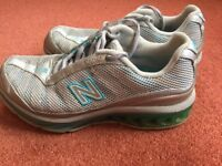 Women's Zip 8505 New Balance Running Shoes / Trainers UK Size 3.5, EU Size 36