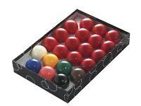 Full set of brand new unused Snooker Balls