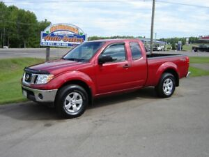 2010 NISSAN FRONTIER***4X4***4.0L V6***NEW TIRES***