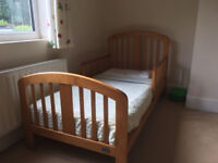 Child's Single Bed - Good condition