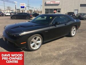 2016 Dodge Challenger R/T, Nav, Sunroof