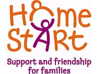 Home-Start Southwark are looking for volunteers to support families with young children