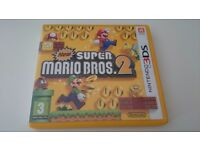 3DS Game: New Super Mario Bros. 2