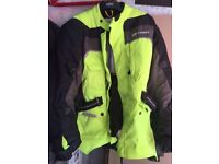 G-mac urban armour motorbike jacket