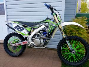 Kx450f 2013