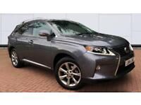 2014 Lexus RX 450h 3.5 Advance 5dr CVT Auto Automatic Petrol/Electric Estate